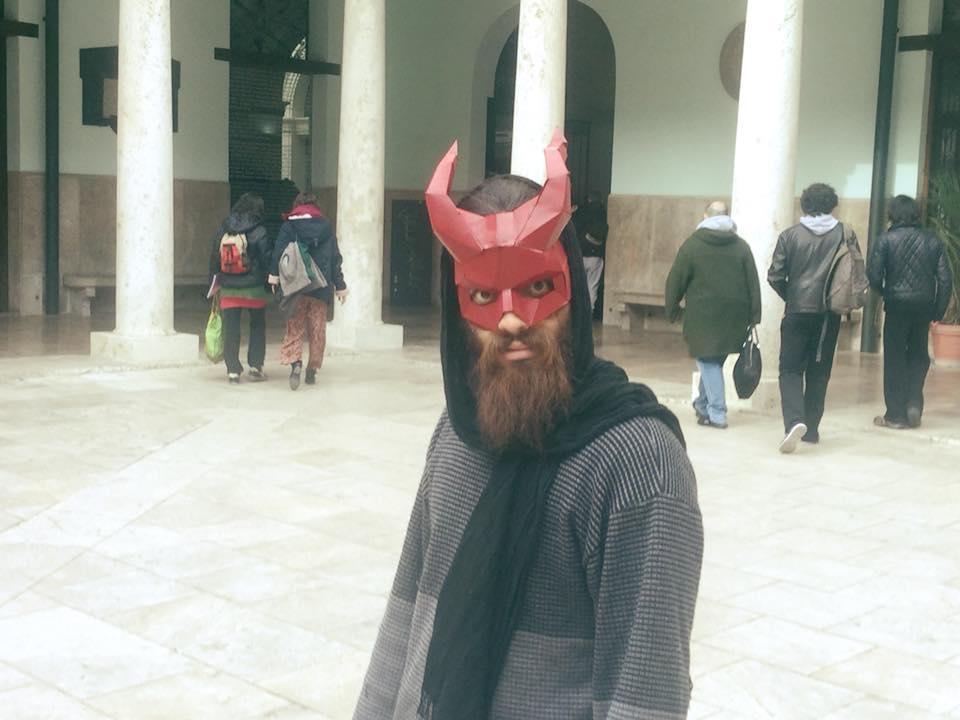 mascara drac